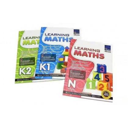 SAP Learning Mathematics (6 Books/set)