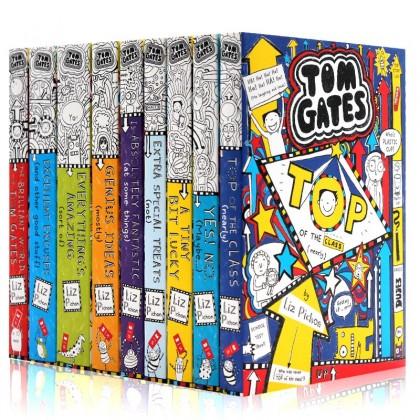 Scholastic Tom Gates (10books/set)