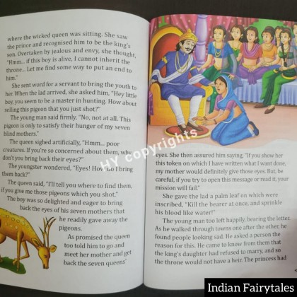 Famous Illustrated Tales