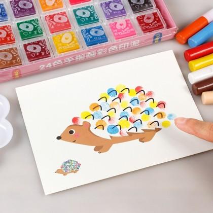 Finger Painting DIY Art Set