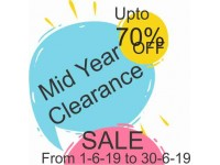 2019 Mid Year Clearance